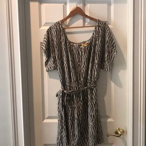 Alice and Olivia belted dress